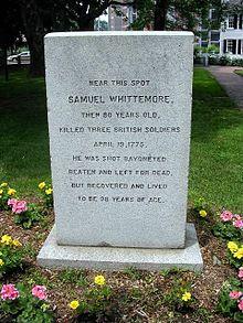 Samuel_Whittemore_Monument